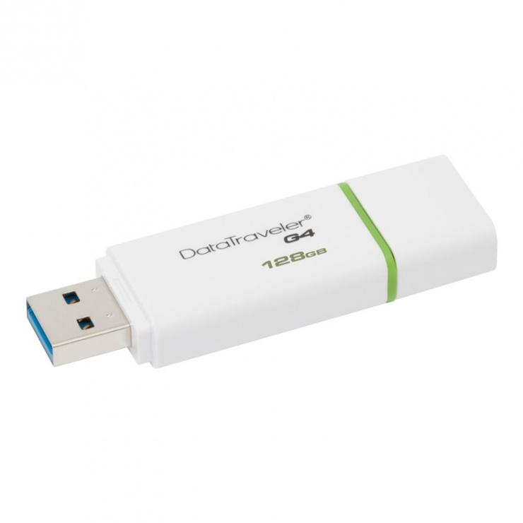 Imagine USB 3.0 128GB KINGSTON DataTraveler DTIG4/128GB-1