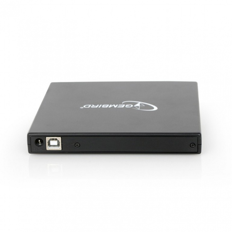 Imagine Unitate optica externa DVDRW, Gembird DVD-USB-02-3
