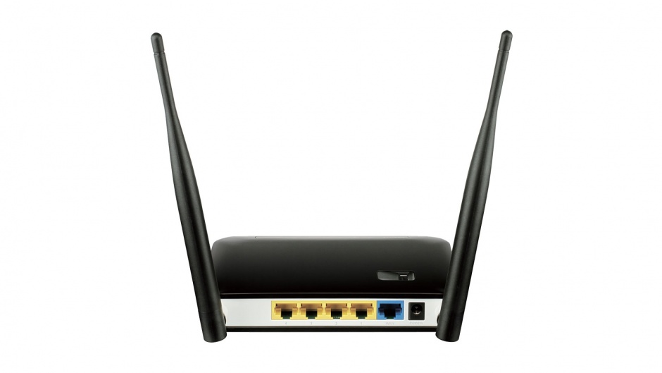 Imagine Router wireless. 4G LTE 2 antene 300Mbps, D-LINK DWR-116-1