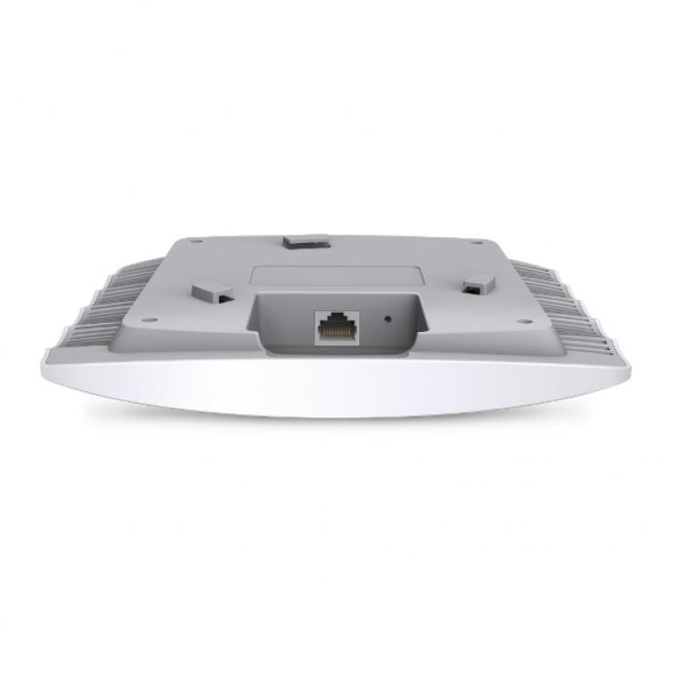 Imagine Acces Point wireless 300Mbps, montare pe tavan, TP-LINK EAP110-3