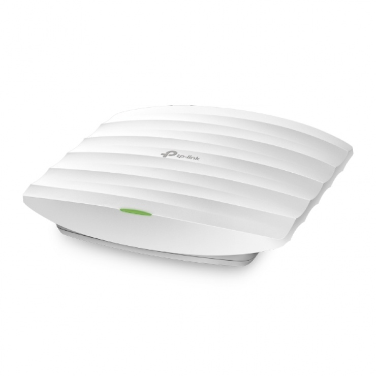 Imagine Acces Point wireless 300Mbps, montare pe tavan, TP-LINK EAP110-1