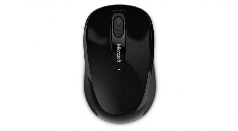 Imagine Mouse wireless Mobile 3500 Negru, Microsoft