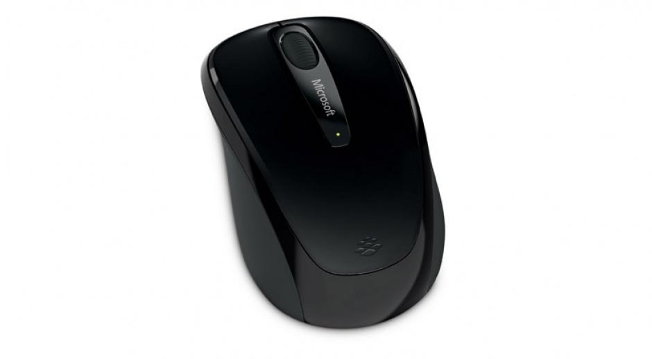 Imagine Mouse wireless Mobile 3500 Negru, Microsoft-1
