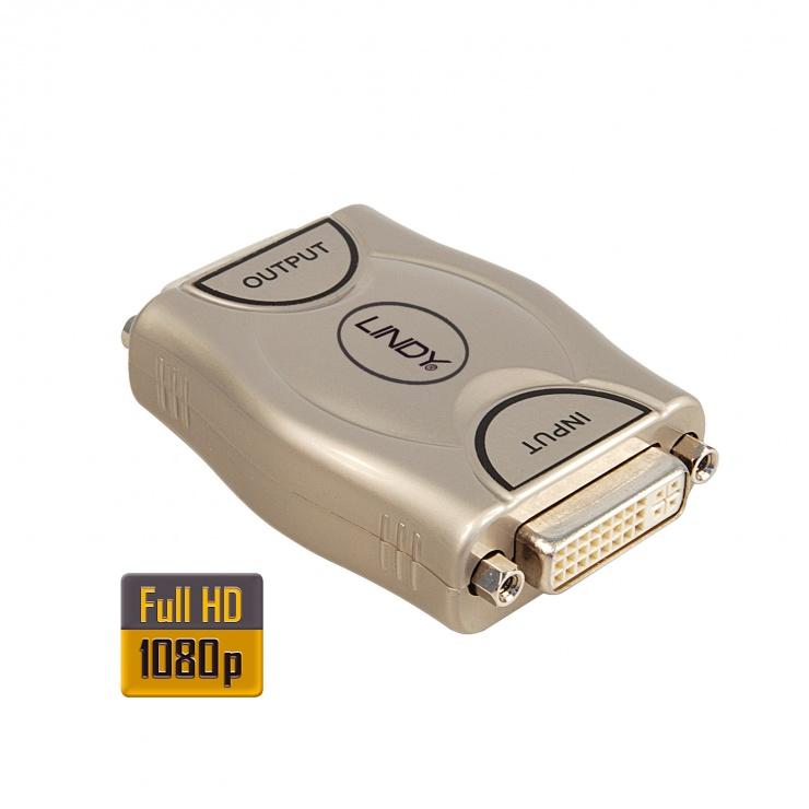 Imagine Repeater DVI-D Single Link 80m, Lindy L32667-1