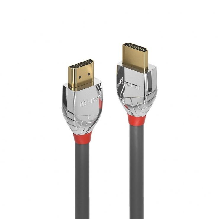 Imagine Cablu HDMI UHD 4K Cromo Line T-T 3m, Lindy L37873