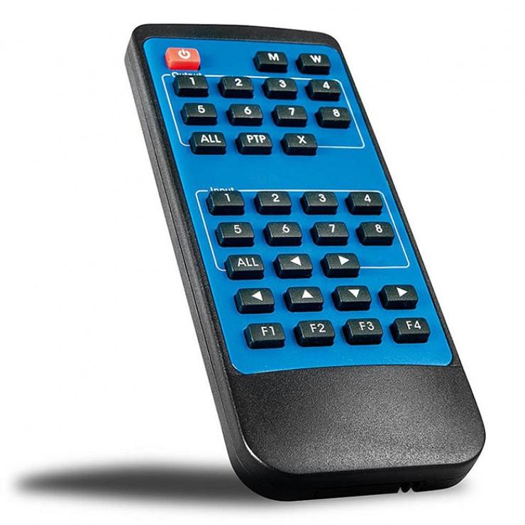 Imagine Matrix Switch Pro 4 X 4 HDMI 4K v2.0, Lindy L38247-2