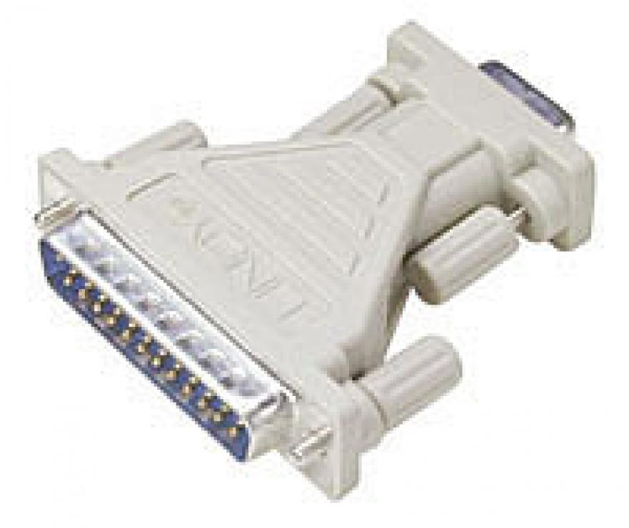 Imagine Adaptor serial DB25 la DB9 T-M, Lindy L70015