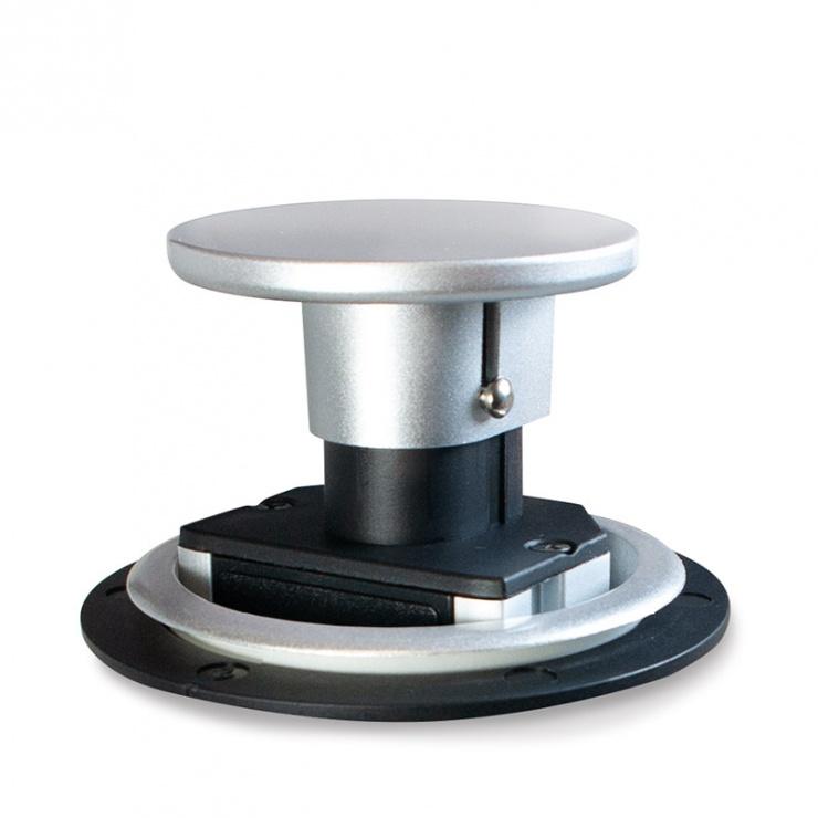 Imagine Prelungitor priza montare masa cu 3 prize 1.8m, Logilink LPS235-3