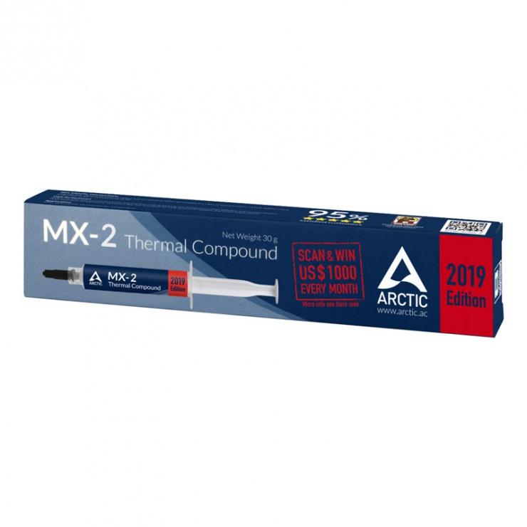Imagine Pasta siliconica 30g, Arctic MX-2 30g 2019 Edition-1
