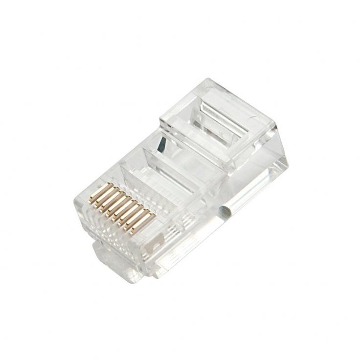 Imagine Conector de retea UTP RJ45 cat.5