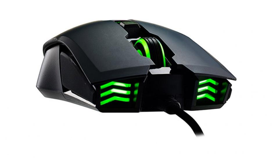 Imagine Kit tastatura si mouse USB COOLER MASTER Devastator 3 RGB LED-7