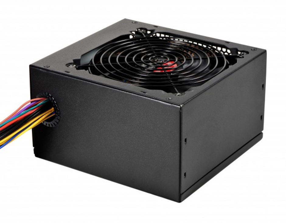 Imagine Sursa SPIRE PEARL 550W, fan 120mm, 4x S-ATA, 2x IDE