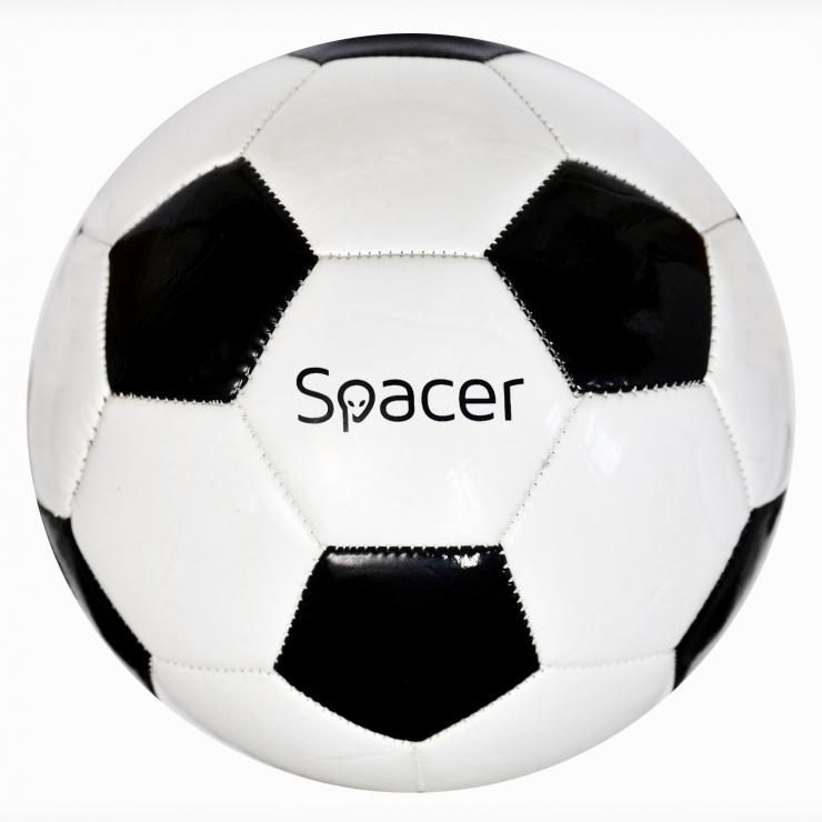 Imagine Minge fotbal din piele sintetica, Spacer SPF-Ball