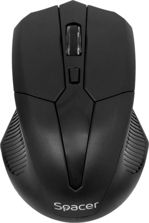 Imagine Mouse Wireless negru, Spacer SPMO-W02