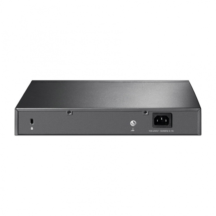Imagine Router Gigabit VPN Dual-Wan, 2x WAN, 3x LAN, 1x Console, TP-LINK TL-ER6020-2