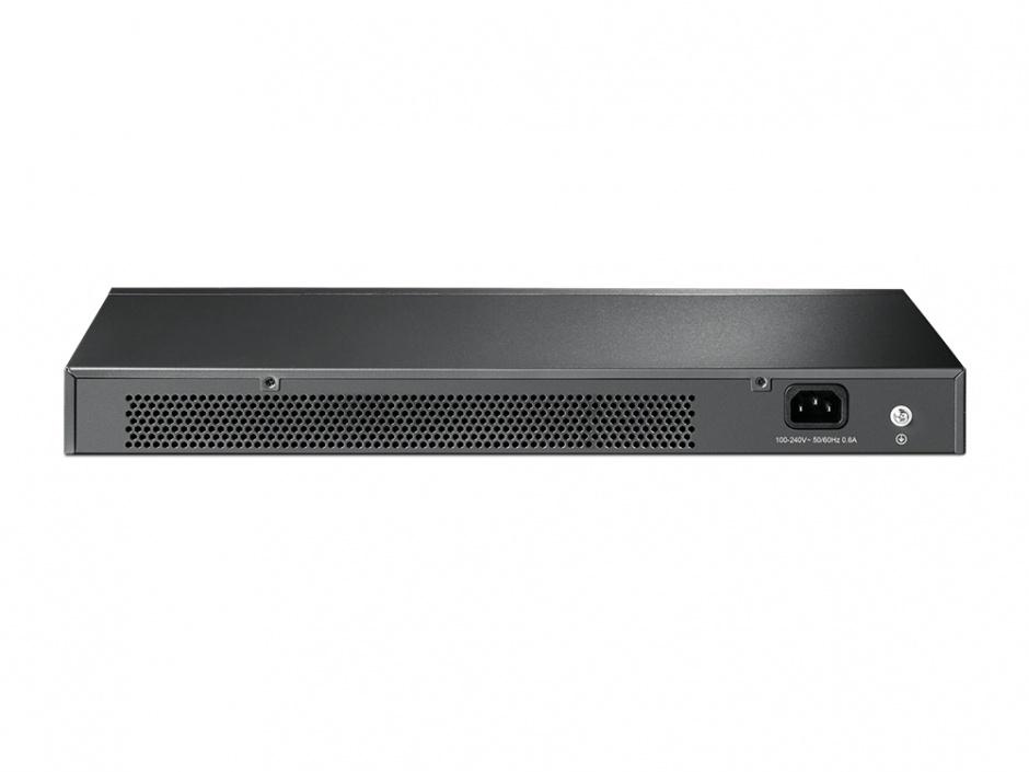 Imagine Switch 24 Porturi Gigabit, TP-LINK TL-SG1024-2