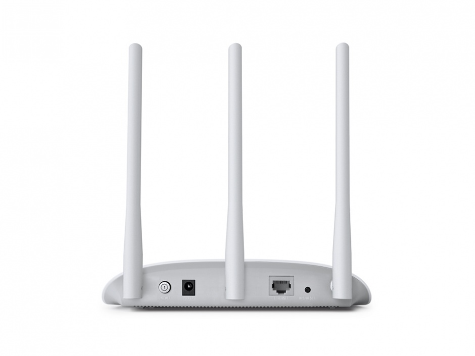 Imagine Access Point Wireless 450Mbps 3 antene, TP-Link TL-WA901ND-1