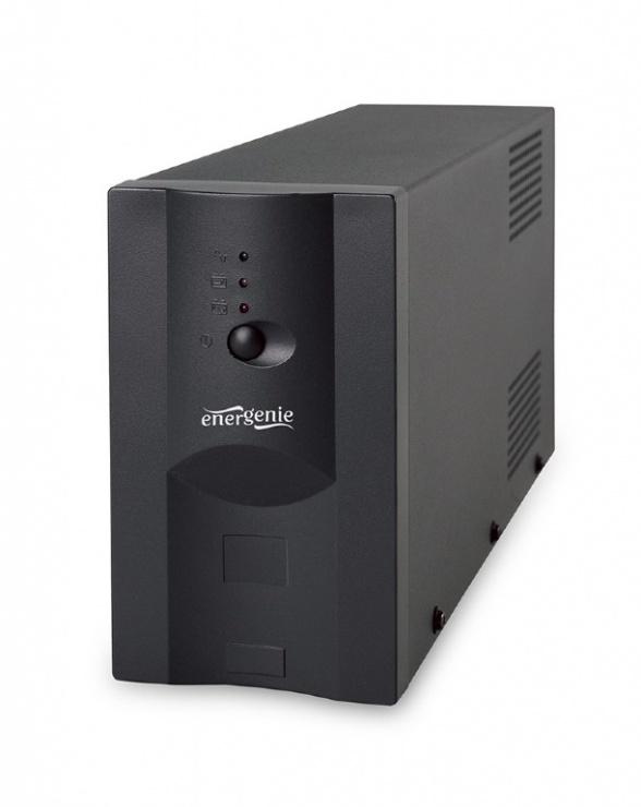 Imagine UPS Gembird 1200VA (AVR), UPS-PC-1202AP