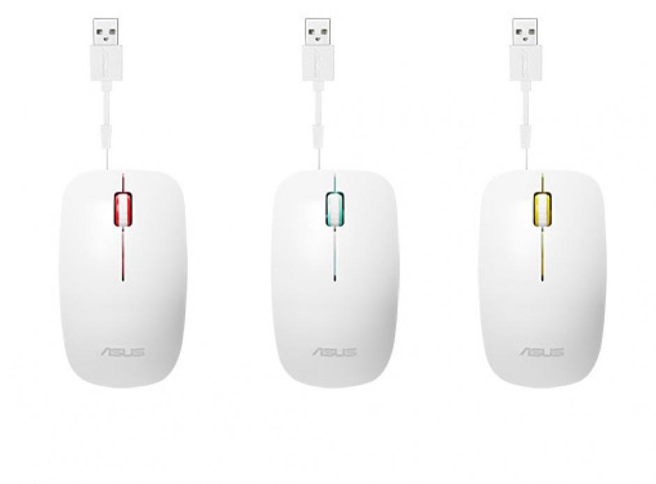 Imagine Mouse optic USB Alb UT300, Asus