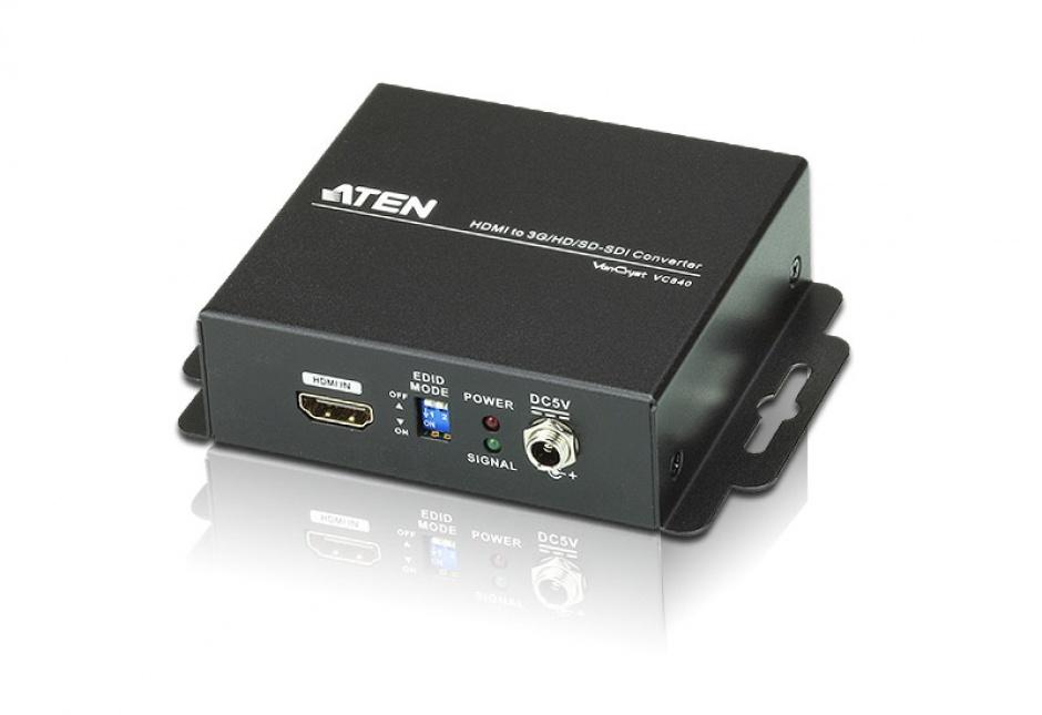 Imagine Convertor HDMI la 3G / HD / SD-SDI, ATEN VC840
