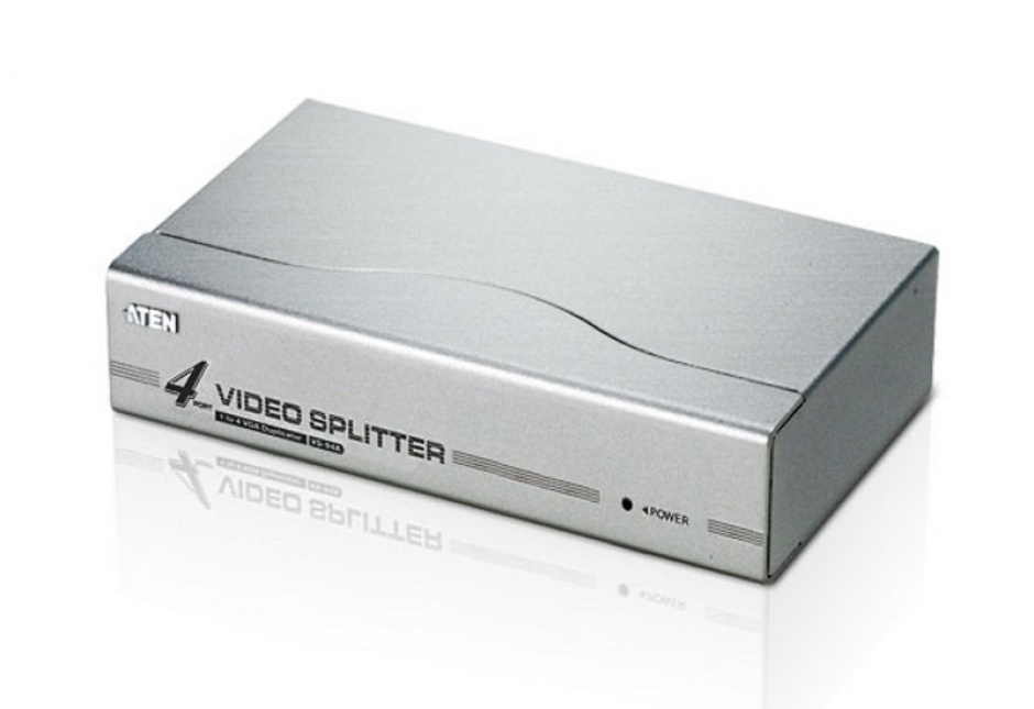 Imagine Multiplicator VGA 4 porturi 350Mhz, ATEN VS94A