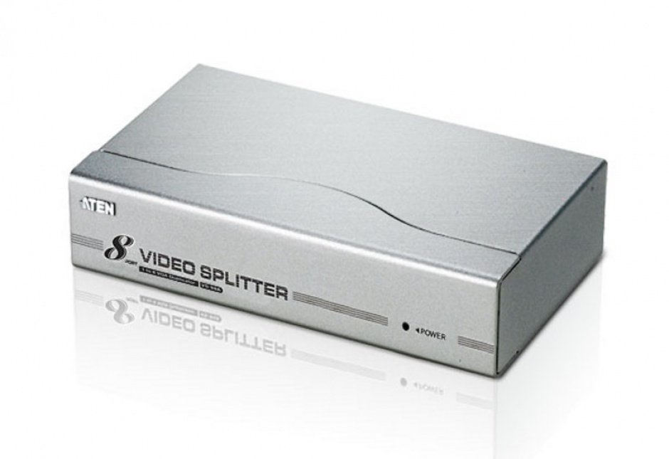 Imagine Multiplicator VGA 8 porturi 350Mhz, ATEN VS98A