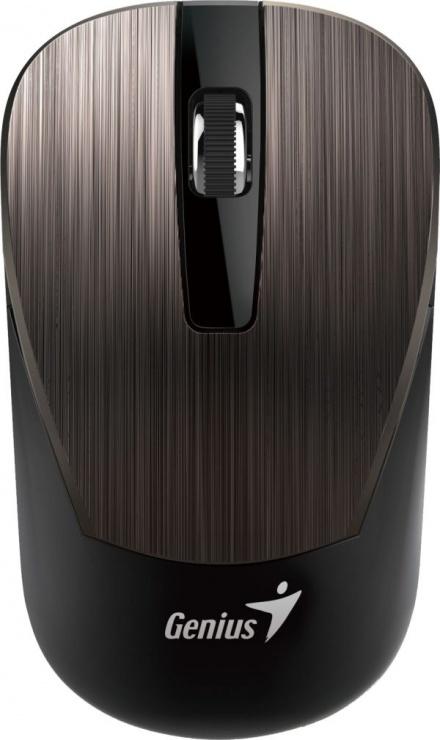 Imagine Mouse wireless Genius NX-7015 Chocolate black