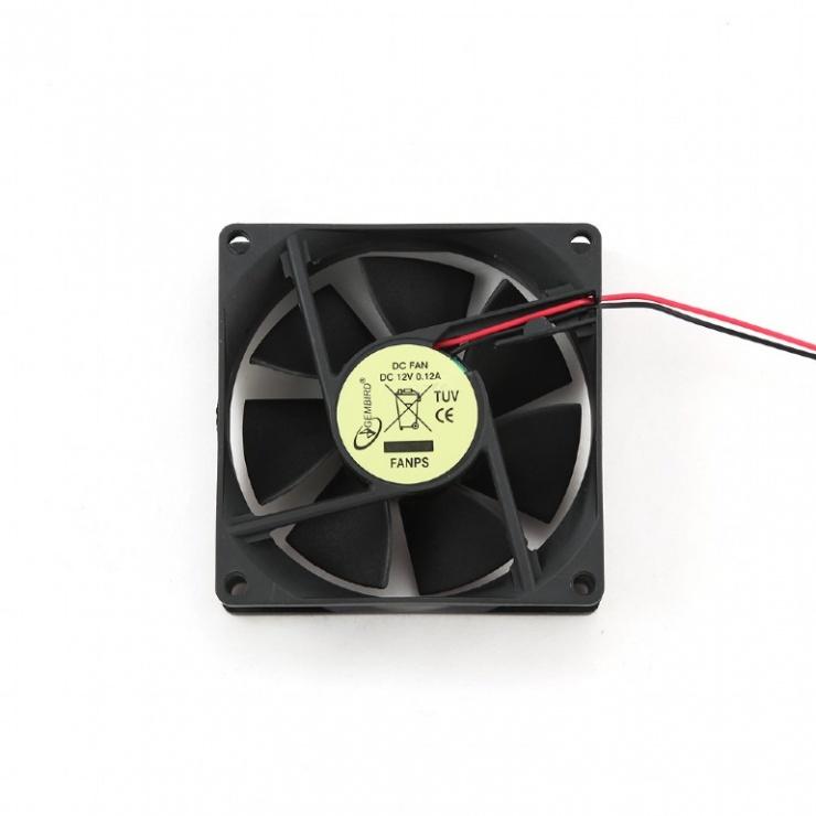 Imagine Ventilator/Cooler sursa 80mm, Gembird FANPS