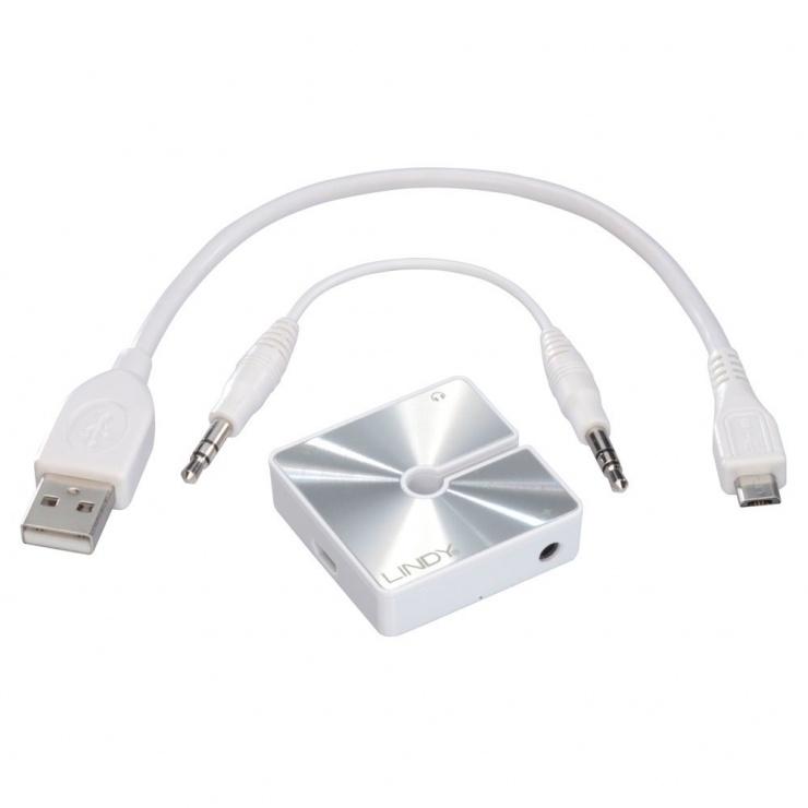 Imagine Mini Multiplicator & amplificator audio, Lindy L35507-1