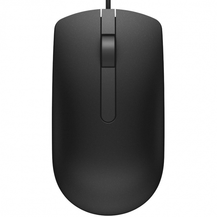 Imagine Mouse negru USB, Dell MS116