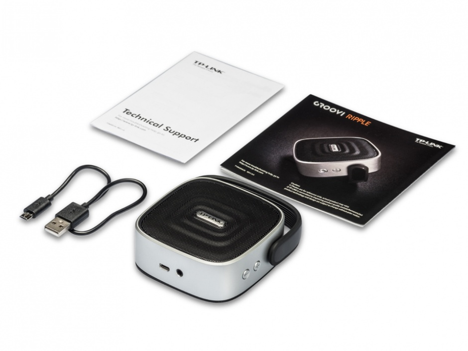 Imagine Boxa portabila Bluetooth v4.0 pana la 20m, TP-LINK BS1001