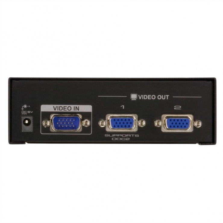 Imagine Multiplicator VGA 2 porturi, 450Mhz, ATEN VS132A-5