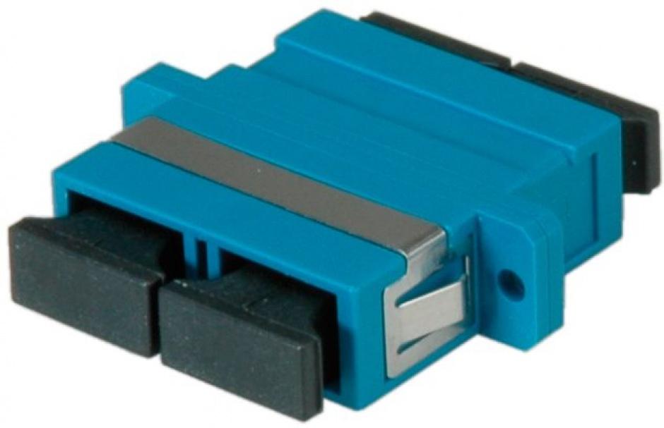 Imagine Adaptor fibra optica SC-SC Duplex OS2, Value 21.99.0657-4