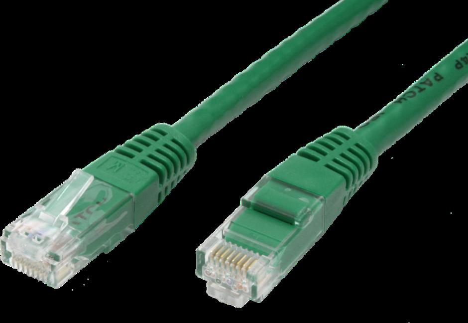 Imagine Cablu retea UTP Cat.6 verde 10m Value 21.99.1583-2