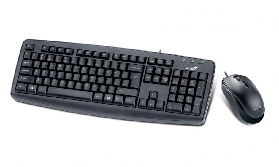 Imagine Kit tastatura+ mouse USB Genius KM-130