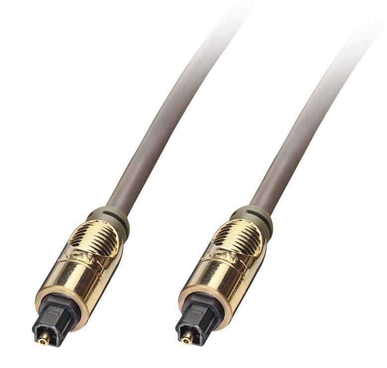 Imagine Cablu optic digital Premium TosLink SPDIF 15m, Lindy L37887