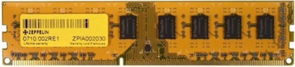 Imagine Memorie Zeppelin 8GB DDR3 1333MHz Bulk