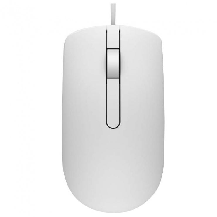 Imagine Mouse optic USB MS116 Alb, Dell