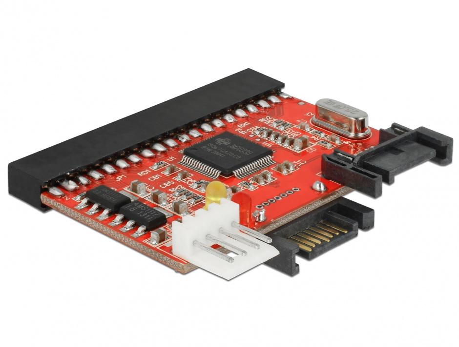 Imagine Convertor IDE-SATA bidirectional, Delock 61635