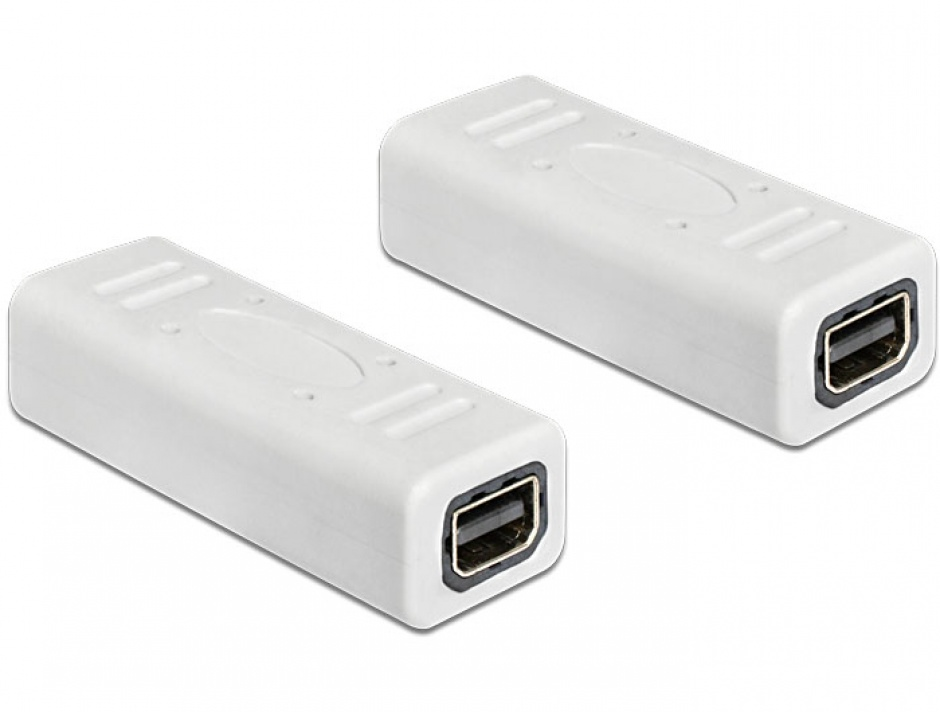 Imagine Adaptor mini Displayport M - M, Delock 65450