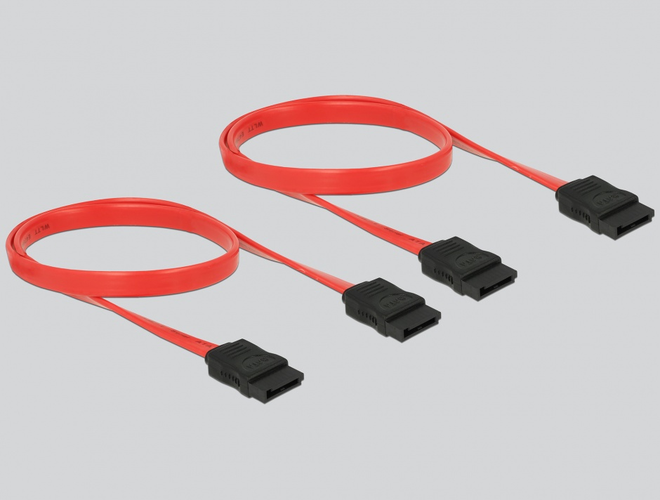 Imagine PCI la 4 x SATA cu RAID, Delock 70154