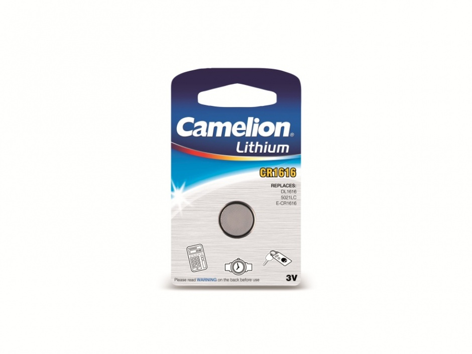 Imagine Camelion Baterie Litiu CR1616 3V