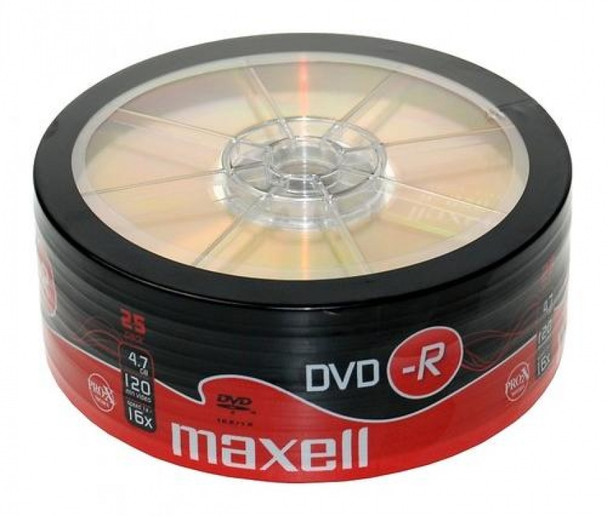 Imagine DVD-R 4.7GB 16x 25buc Maxell