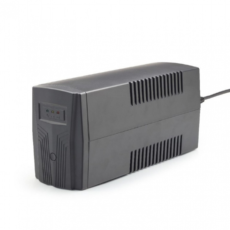 Imagine UPS 850VA Basic 850, Schuko output, GEMBIRD EG-UPS-B850