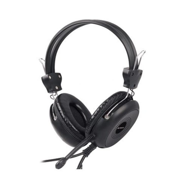 Imagine Casti clasice cu microfon A4Tech HS-30