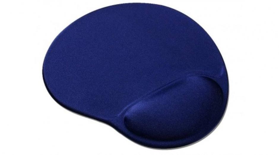 Imagine Mouse Pad gel cu suport incheietura confortabil Albastru, MP-GEL/40