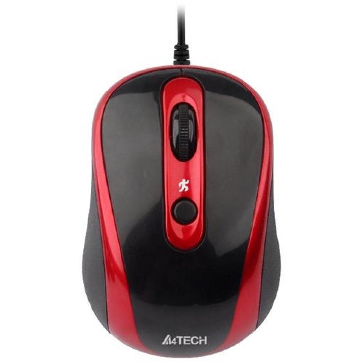 Imagine Mouse Optic USB A4Tech V-Track N-250X-2