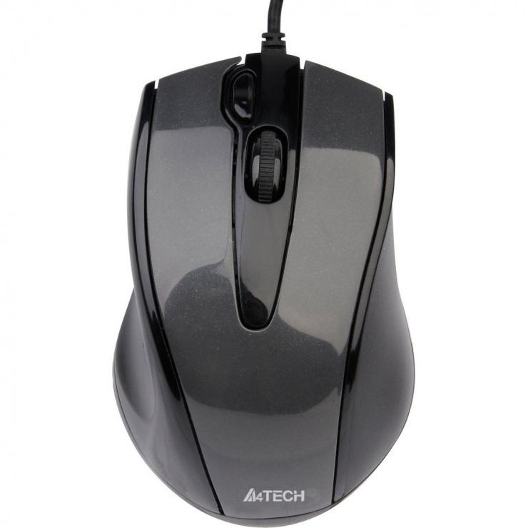 Imagine Mouse Optic USB Padless A4Tech V-Track N-500F
