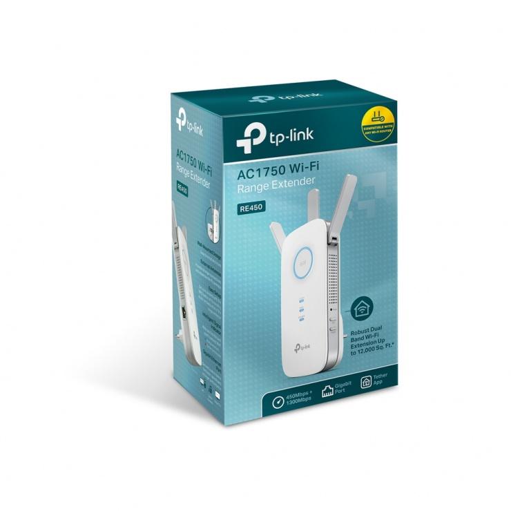 Imagine Range extender wireless AC1750, TP-LINK RE450