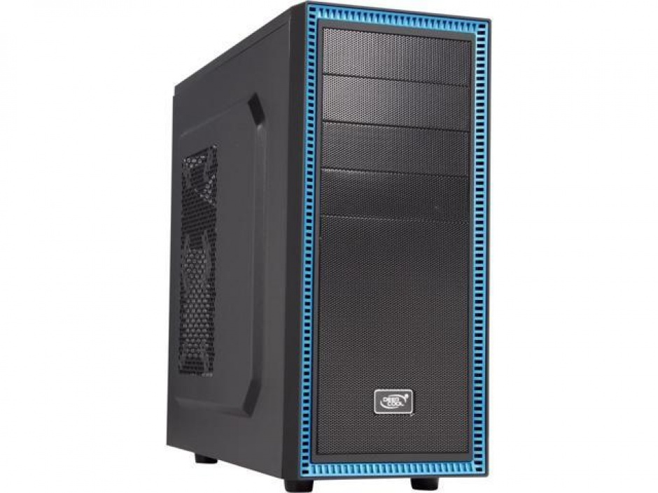 Imagine Carcasa ATX midi Tower Deepcool, TESSERACT BF